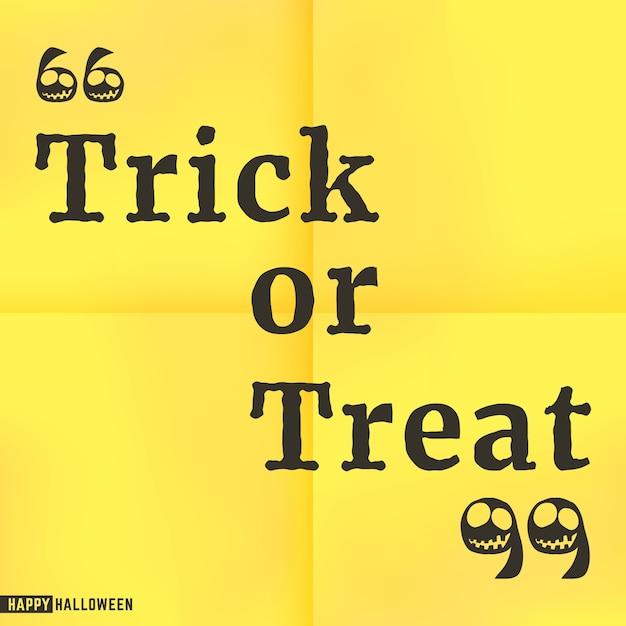 Halloween5 Vecteur Premium