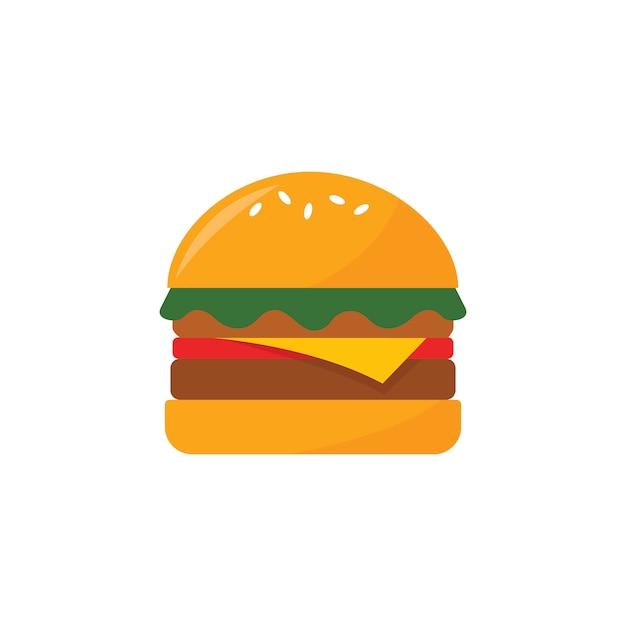 Hamburger Vecteur gratuit