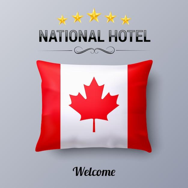 Hôtel National Vecteur Premium