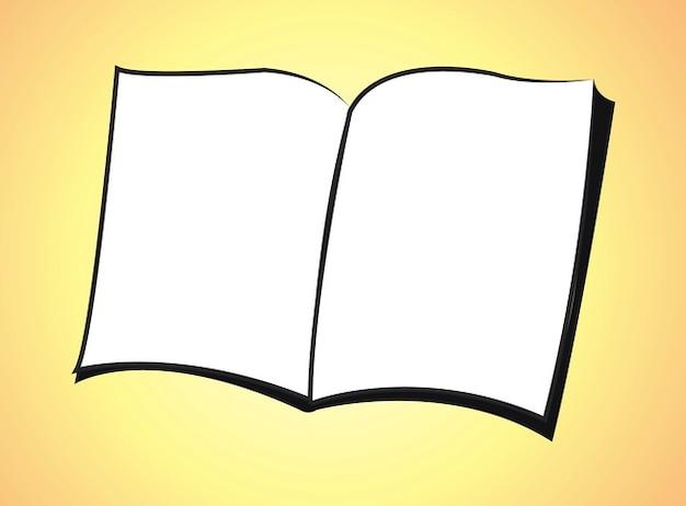 Icone Du Livre Blanc Telecharger Des Vecteurs Gratuitement