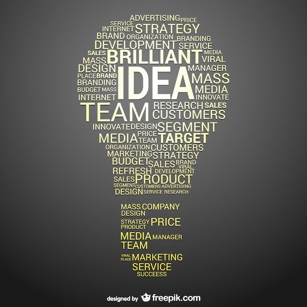 Idée D'affaires Vecteur Conceptuel Vecteur gratuit