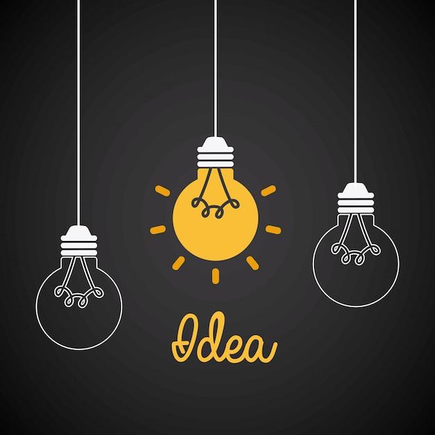Idée Vecteur gratuit