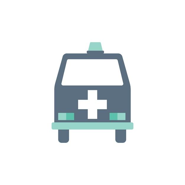 Illustration de l'ambulance Vecteur gratuit