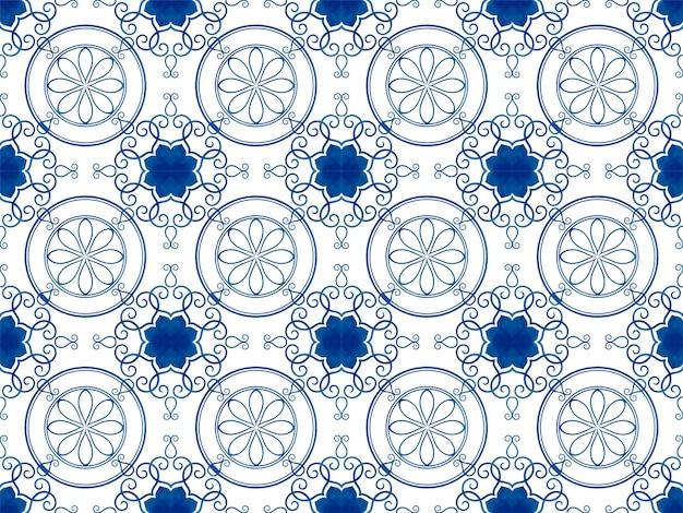 Illustration de carreaux texture Vecteur gratuit
