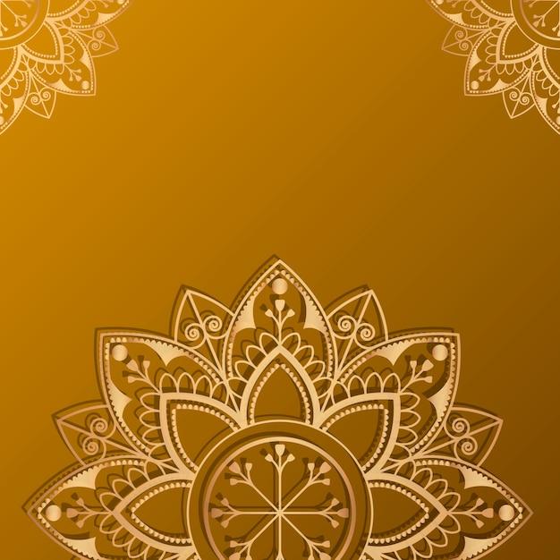 Illustration de la carte eid Vecteur gratuit