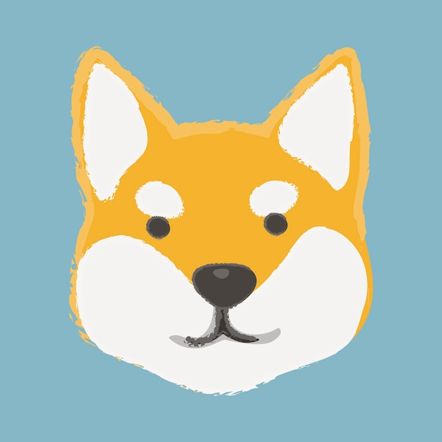 Illustration de la collection de chiens Vecteur gratuit