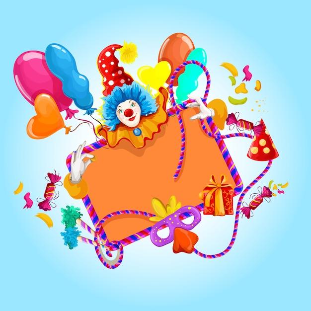 Illustration colorée de célébration Vecteur gratuit