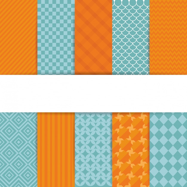 Illustration design décoratif Vecteur Premium