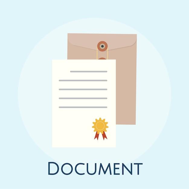 Illustration du concept d'accord commercial Vecteur gratuit