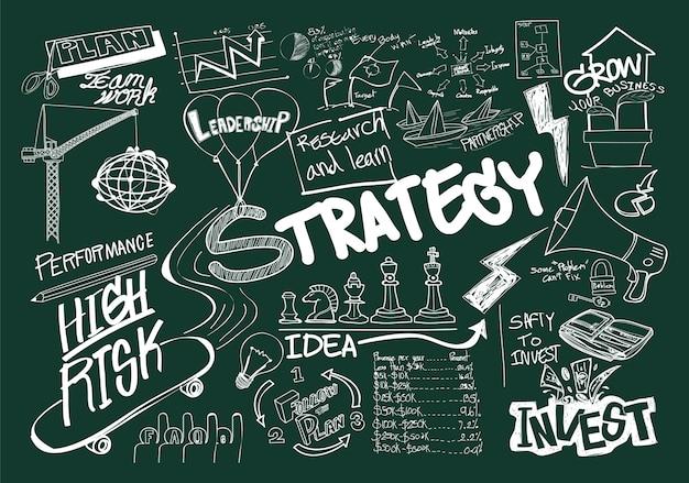 Illustration du concept d'entreprise Vecteur gratuit