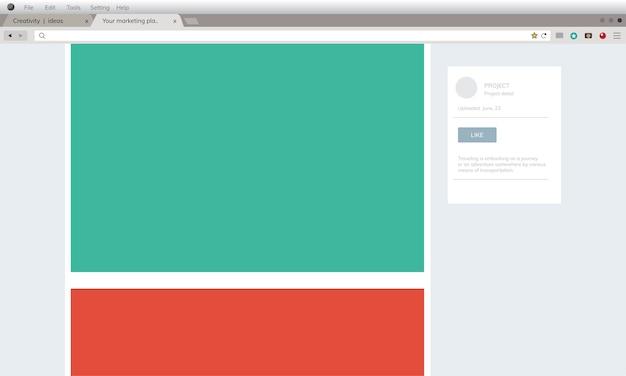 Illustration du design créatif Vecteur gratuit