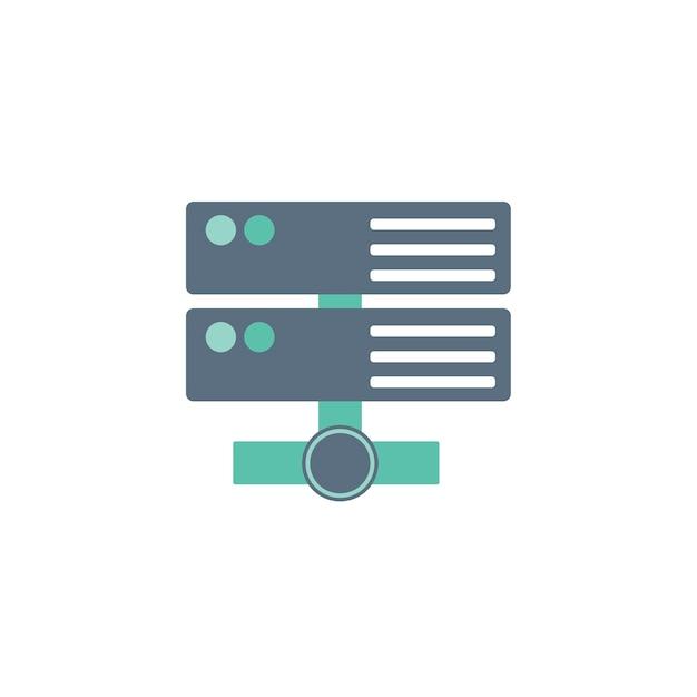 Illustration du réseau lan Vecteur gratuit