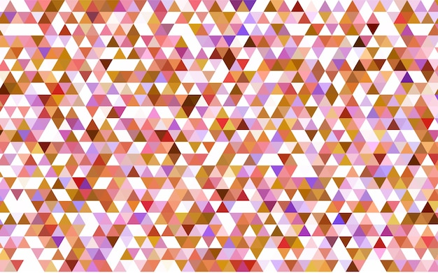 Illustration géométrique dans le style origami Vecteur Premium