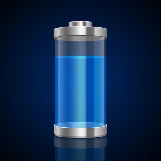 Illustration De Jeu De Batterie Sur Fond Vecteur Premium