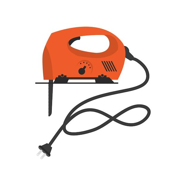 Illustration des outils mécaniques Vecteur gratuit