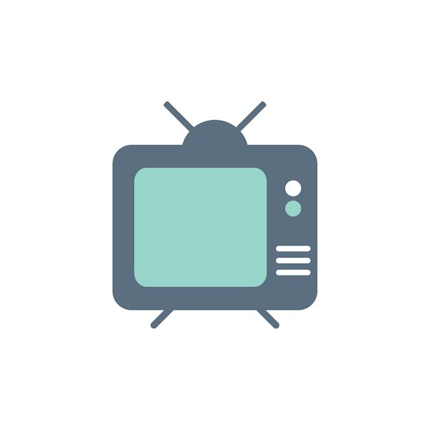 Illustration de la télévision Vecteur gratuit