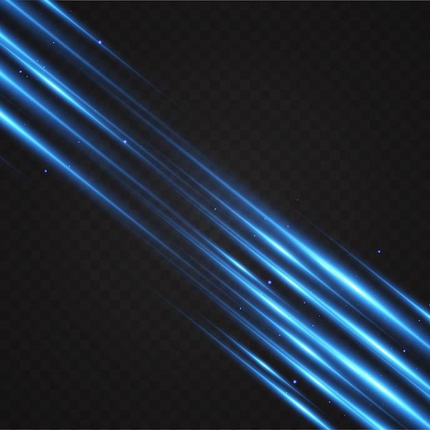 Illustration Vectorielle D'une Couleur Bleue Vecteur Premium
