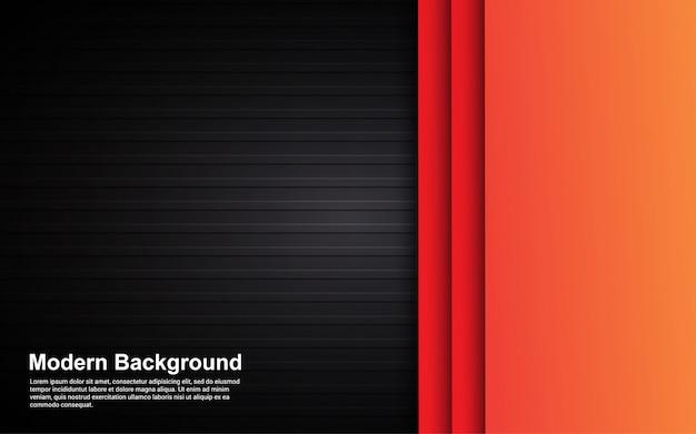 Illustration Vectorielle Graphique De Couleur De Dégradés Hipster Abstrait Vecteur Premium