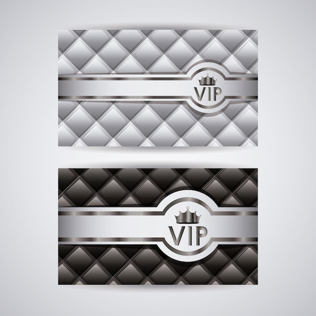 Illustration vip. Vecteur Premium
