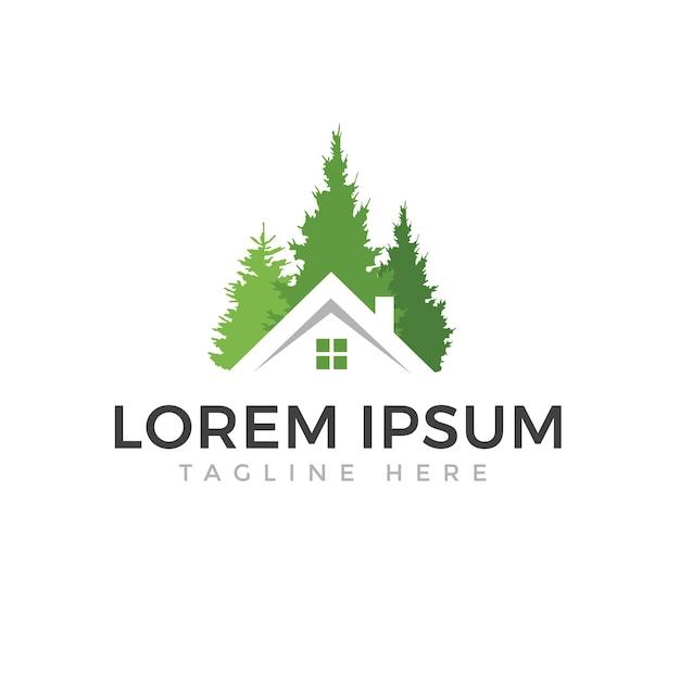 Immobilier Vecteur Premium