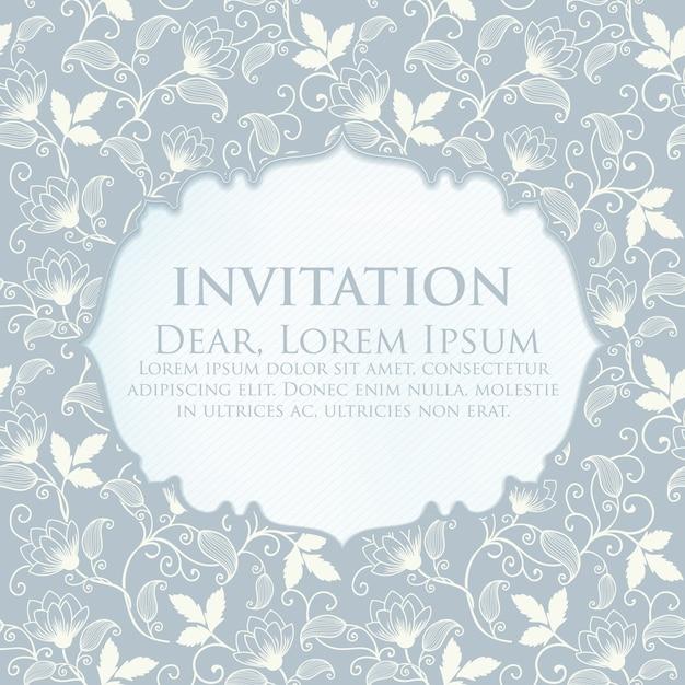 Populaire Invitation de mariage et carte d'annonce avec des illustrations de  CM13