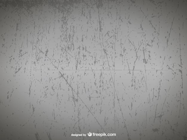 Irritée plaque de métal texture Vecteur gratuit