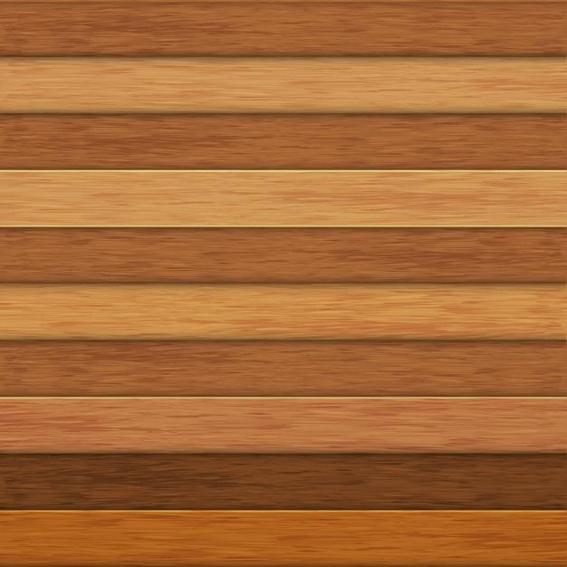 Jeu De Collection De Texture Bois Vecteur gratuit