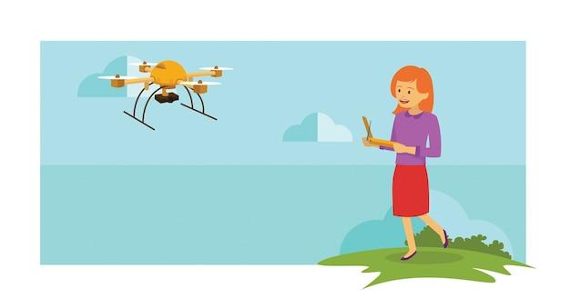 mini camera drone
