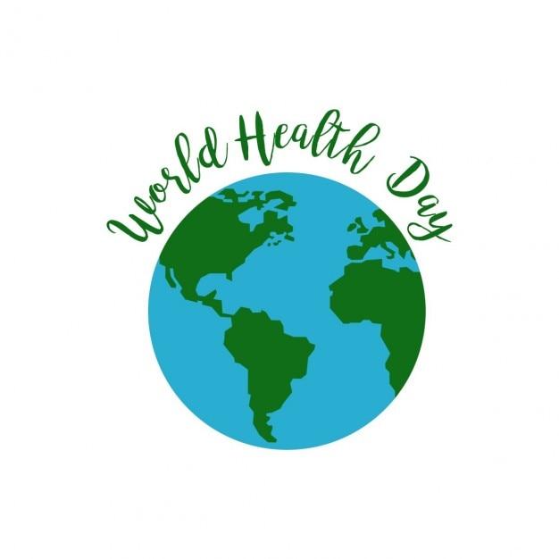 Journée internationale de la terre Vecteur gratuit