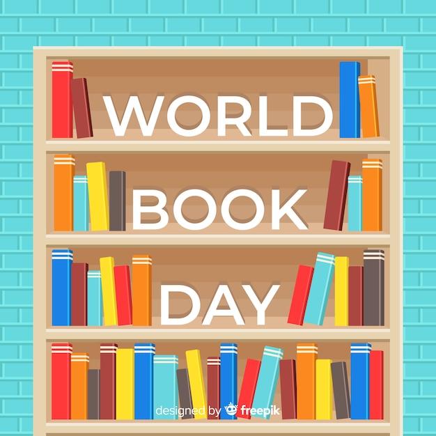 Journée mondiale du livre Vecteur gratuit