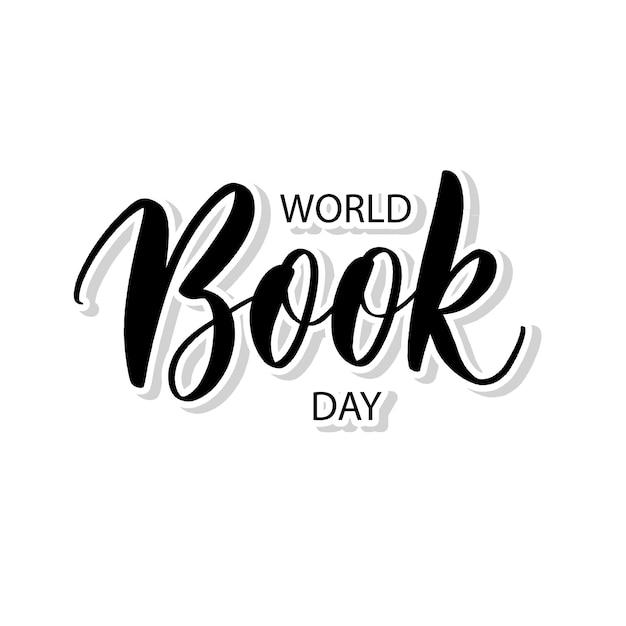 Journée mondiale du livre Vecteur Premium