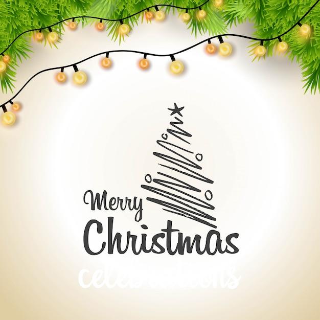 Photos De Joyeux Noel 2019.Joyeux Noel 2019 Fond Telecharger Des Vecteurs Gratuitement