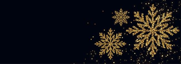 Joyeux noël et bonne année fond de bannière Vecteur gratuit