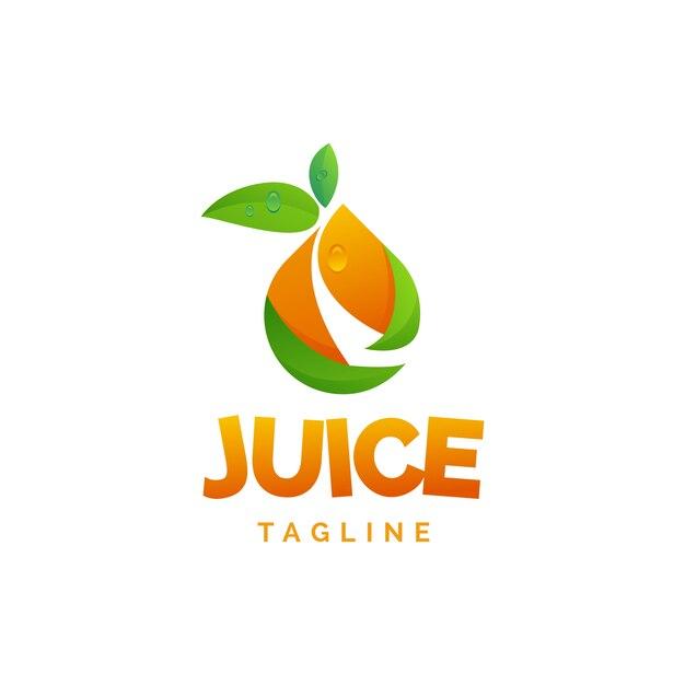 Jus de fruits Vecteur Premium