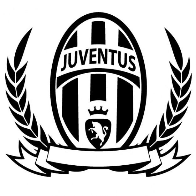 Juventus championnat tittle vecteur Vecteur gratuit