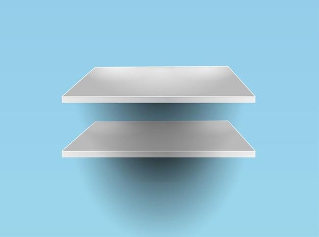 les tag res en verre design d 39 int rieur d 39 illustration. Black Bedroom Furniture Sets. Home Design Ideas
