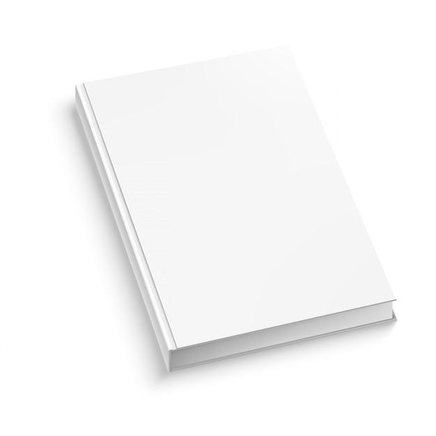 Livre Blanc Ferme Sur Table Blanche Telecharger Des