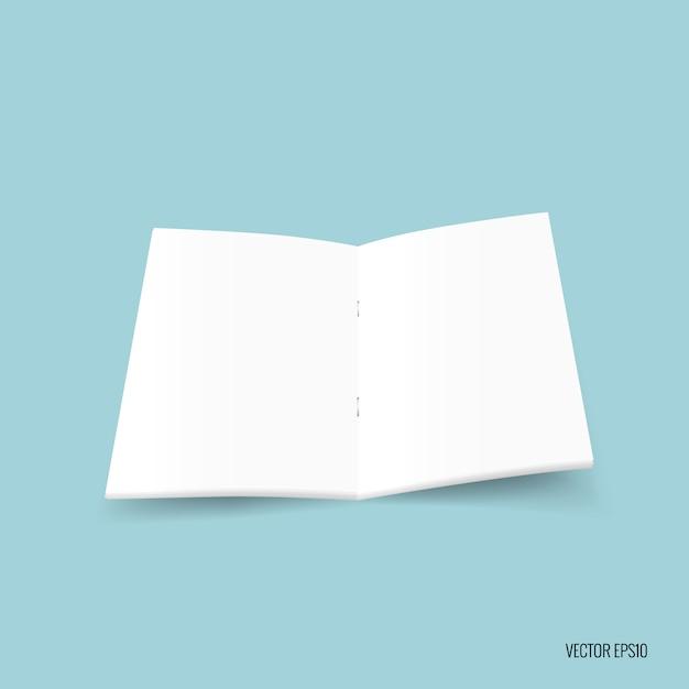 Livre Ouvert Sur Fond Bleu Telecharger Des Vecteurs