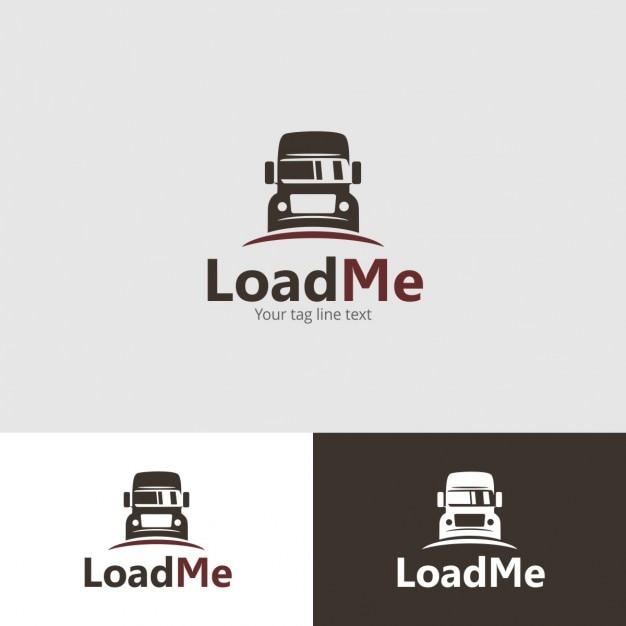 logistique logo template t233l233charger des vecteurs