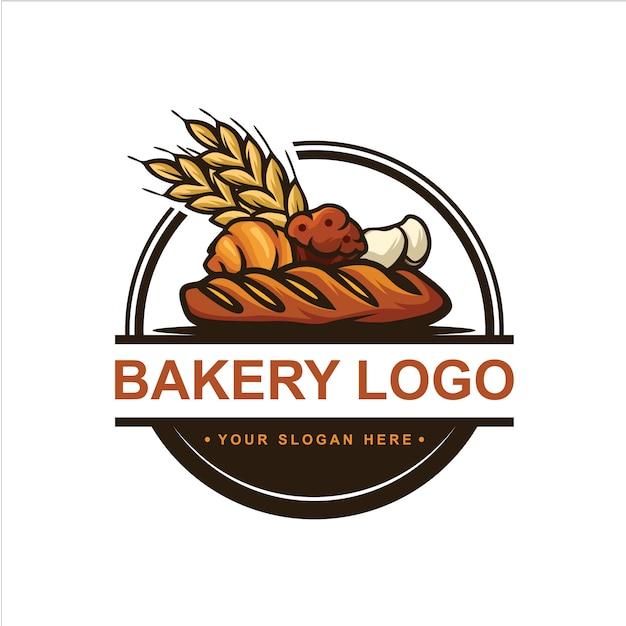 Logo De Boulangerie Vecteur Premium