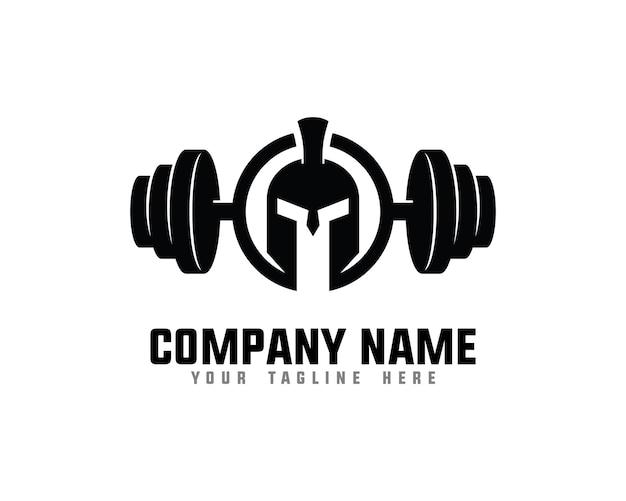 Logo Gym Vecteur Premium
