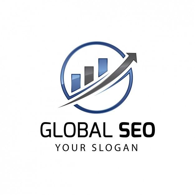 Logo Search Engine Vecteur gratuit