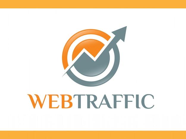Logo de technologie de réseau Vecteur Premium