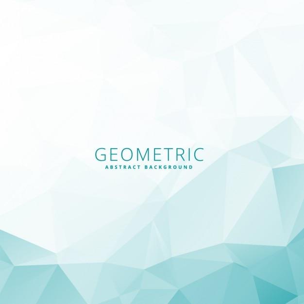 Low Poly Modèle Géométrique Vecteur gratuit