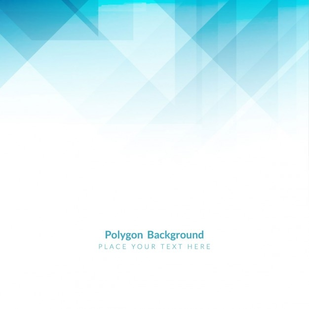 Lumière De Couleur Bleue Forme De Polygone De Fond Télécharger Des
