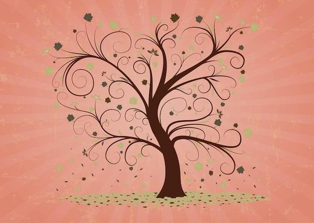 Magnifique arbre sans feuilles en automne t l charger - Arbres sans feuilles ...
