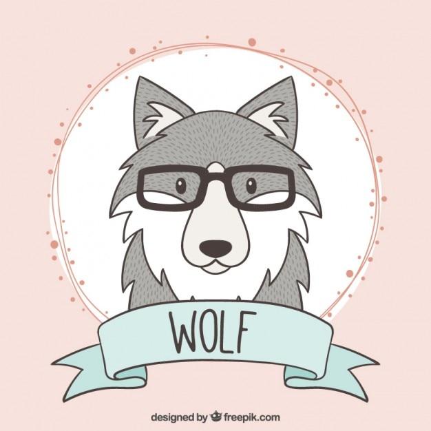 Draw Glasses Animrle