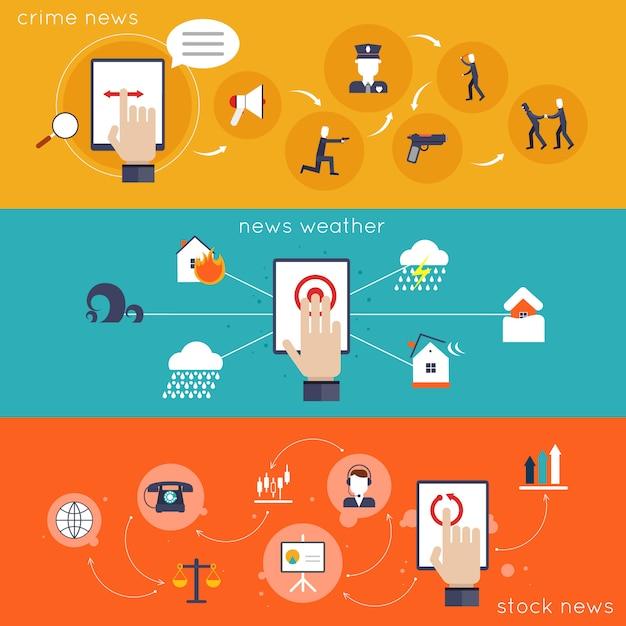 Main, Toucher, écran, Appareil Mobile Vecteur gratuit