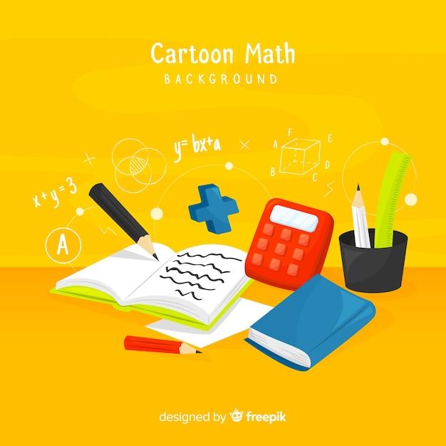 Mathématiques Vecteur gratuit