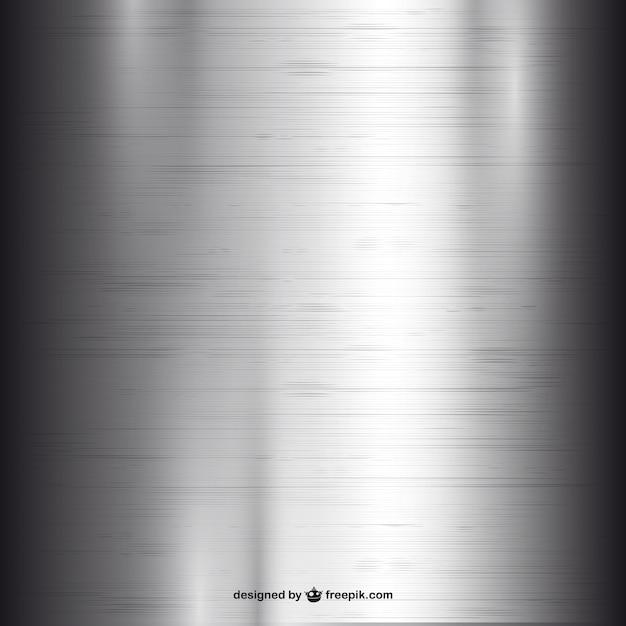Metal Texture Vecteur gratuit